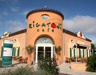 Rigatoni Café Massy