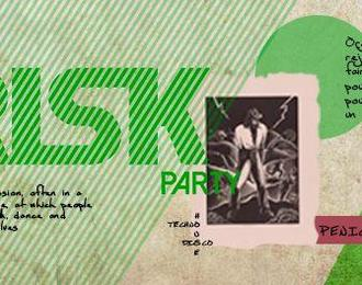 Risk Party : Axcel & Tr | House Minimal