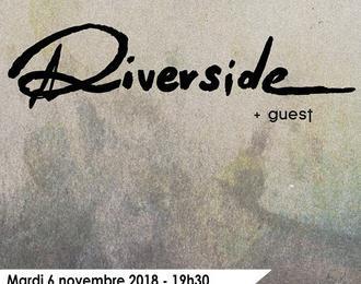 Riverside et Guest au CCO (Lyon)