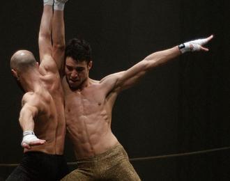 Rocco / Ballet national de Marseille Emio Greco / Pieter C.