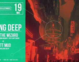 Rolling Deep w/ Orpheu The Wizard (Red Light Radio / Amsterdam)