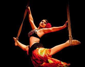 Romanès Cirque Tzigane Paris 16ème
