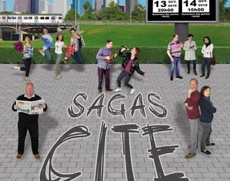 Sagas Cite : Le Nouveau Spectacle Du Groupe  Crescendo