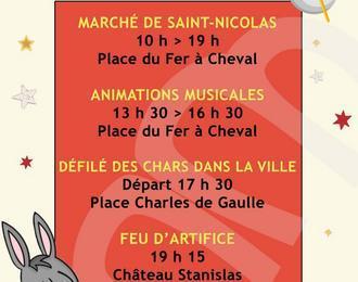 Saint Nicolas à Commercy