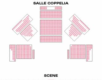 Salle Coppelia La Fleche