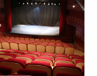 Salle de Spectacle l'Avant-Scène Argenton sur Creuse