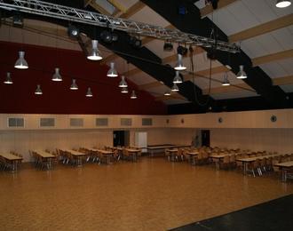 Salle des ecraignes Villers les Nancy