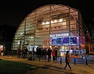 Salle Jean Renoir Bois Colombes