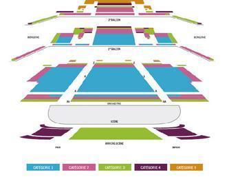 Salle Pleyel Paris 8ème