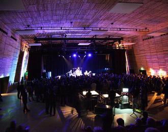 Salle Polyvalente La Boiserie Mazan