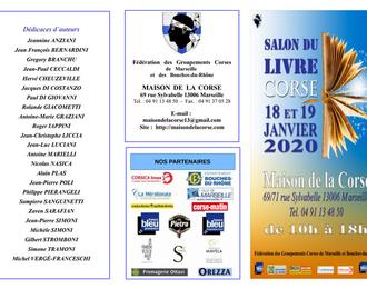 Salon du Livre Corse 2020