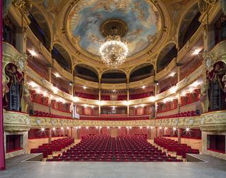 Théâtre Molière-Sète, scène nationale archipel de Thau Sete