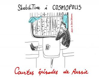 Sketch-time : courts épisodes de Russie