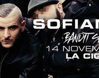 Sofiane à La Cigale #BanditSaletéTour