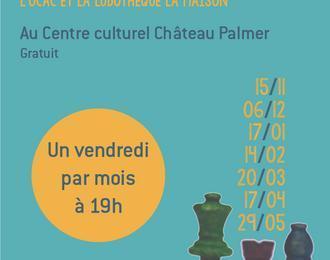 Soirée jeux au Château Palmer