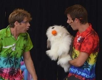 Spectacle magie Clownesque