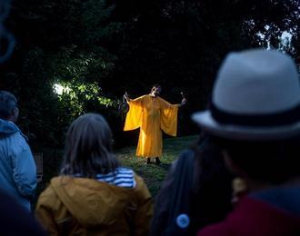 Spectacle nocturne : Claque ton druide !