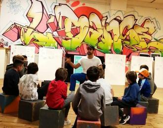 Stage Hip Hop Arts - Vacances de février
