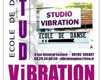 Studio Vibration Golbey