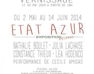 Studio411 galerie Montpellier