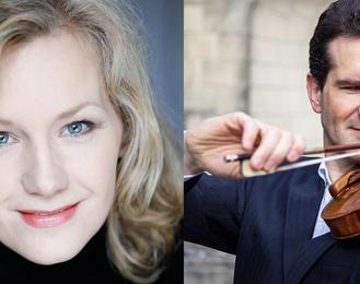 Svetlin Roussev et Antoine De Grolée