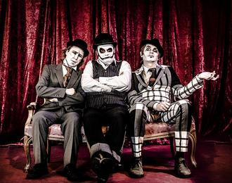 The Tiger Lillies / Le Palais Hanté d'Edgar Allan Poe The Tiger Lillies