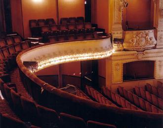 Théâtre Antoine Paris 10ème