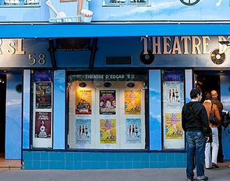 Théâtre Edgar Paris Paris 14ème