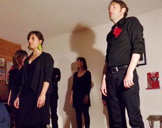 Théâtre d'impro - Les Dénaturés