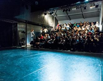 Théâtre de Belleville Paris 11ème