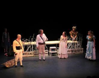 Théâtre de l'étincelle Avignon