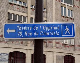 Théâtre de l'Opprimé Paris 12ème