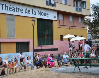 Théâtre de la noue Montreuil