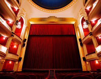 Théâtre de la Porte Saint Martin Paris 10ème