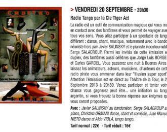 Théâtre de la Tour Nice