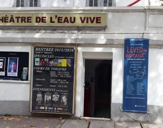Théâtre de l'eau vive Nice