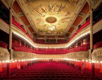 Théâtre Déjazet Paris 3ème