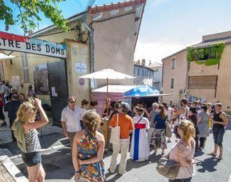 Théâtre des Doms Avignon