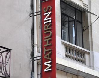Théâtre des Mathurins Paris 8ème