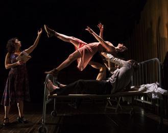 Théâtre Dromesko / Le Dur désir de durer. Après demain, demain sera hier