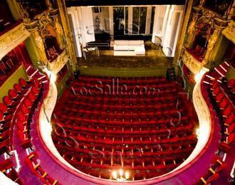Théâtre du gymnase à Marseille