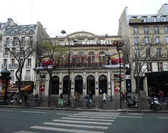 Théâtre du Gymnase Paris Paris 10ème