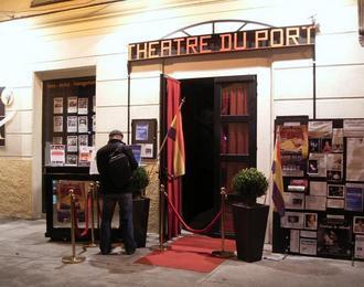Théâtre du port Nice