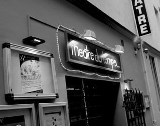 Théâtre du Temps Paris 11ème