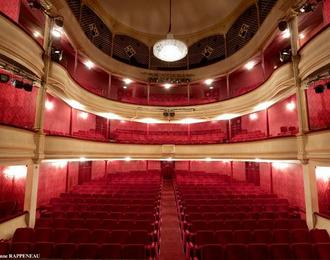 Théâtre Gaîté Montparnasse Paris 14ème
