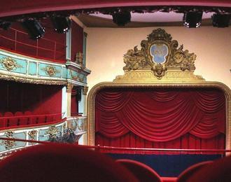 Théâtre Hébertot Paris 17ème