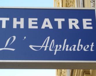 Théâtre l'alphabet Nice