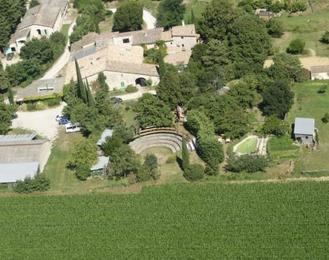 Théâtre le Fenouillet Saint Gervais sur Roubion