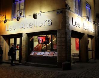Théâtre Nouvelle Génération - Les Ateliers - Presqu'île Lyon