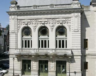 Théâtre Municipal Gabrielle Robinne Montlucon